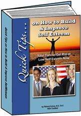 How To Build and Improve Self Worth